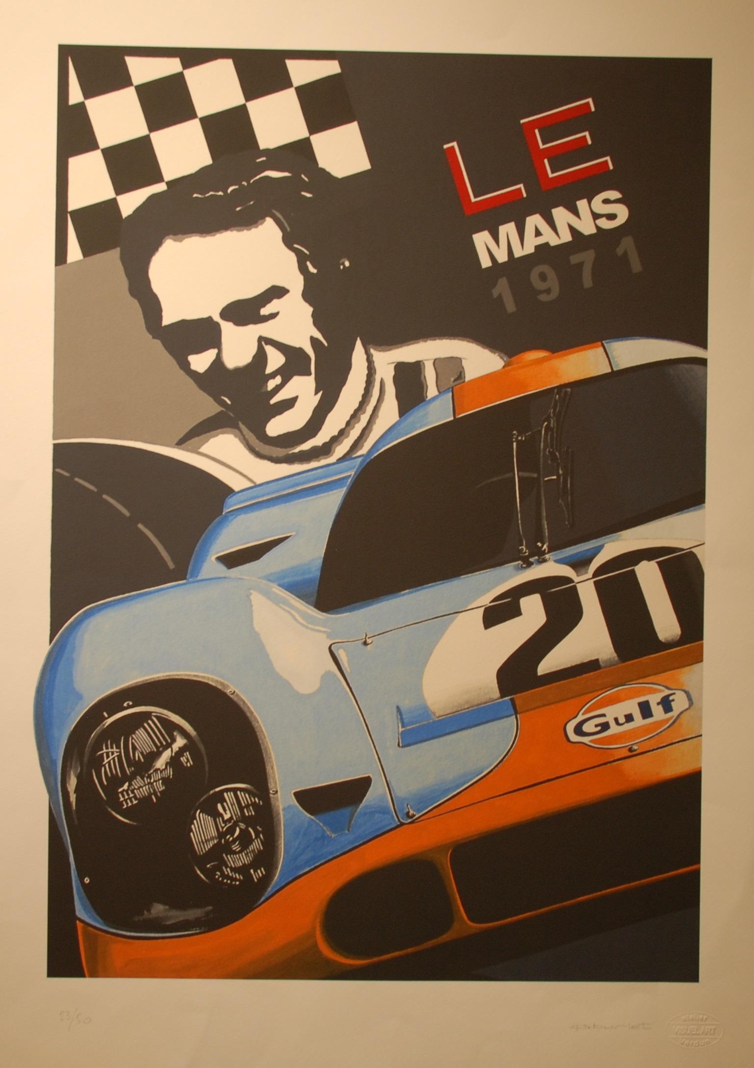 Le Mans 1971