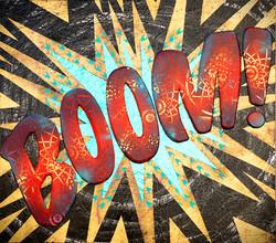 BOOM! 76X86CM