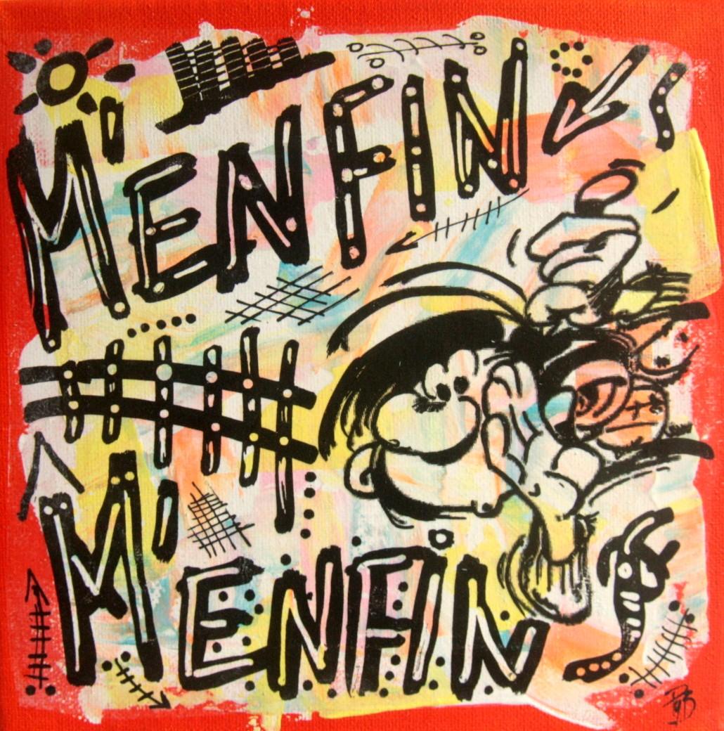 MENFIN 30X30CM