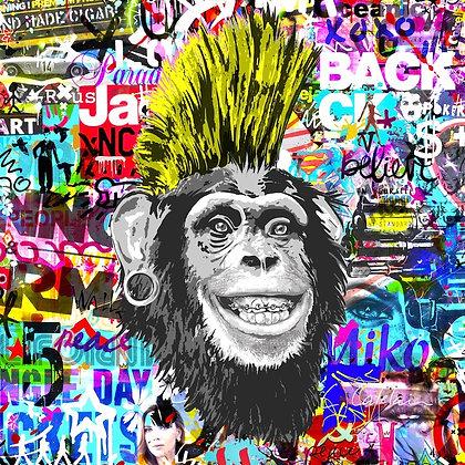 Crazy Yellow Monkey