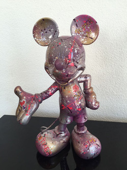 Mickey PROUD TO BE WOMAN 30X19X15CM
