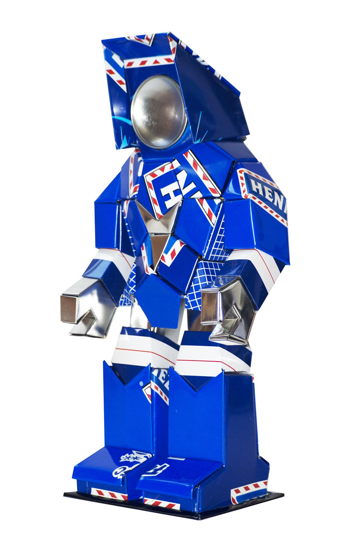Mini Robotyp HN 2018 H:42CM