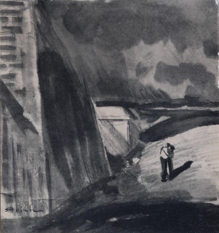 Steinlen et la rue