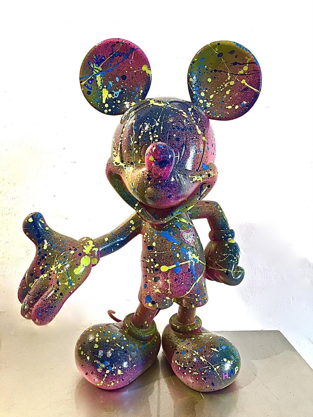 "Mickey ""HAPPY LOVER"" 30X19X15CM"