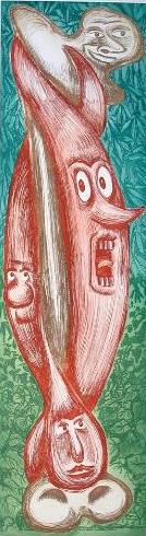 Fémur et muscles