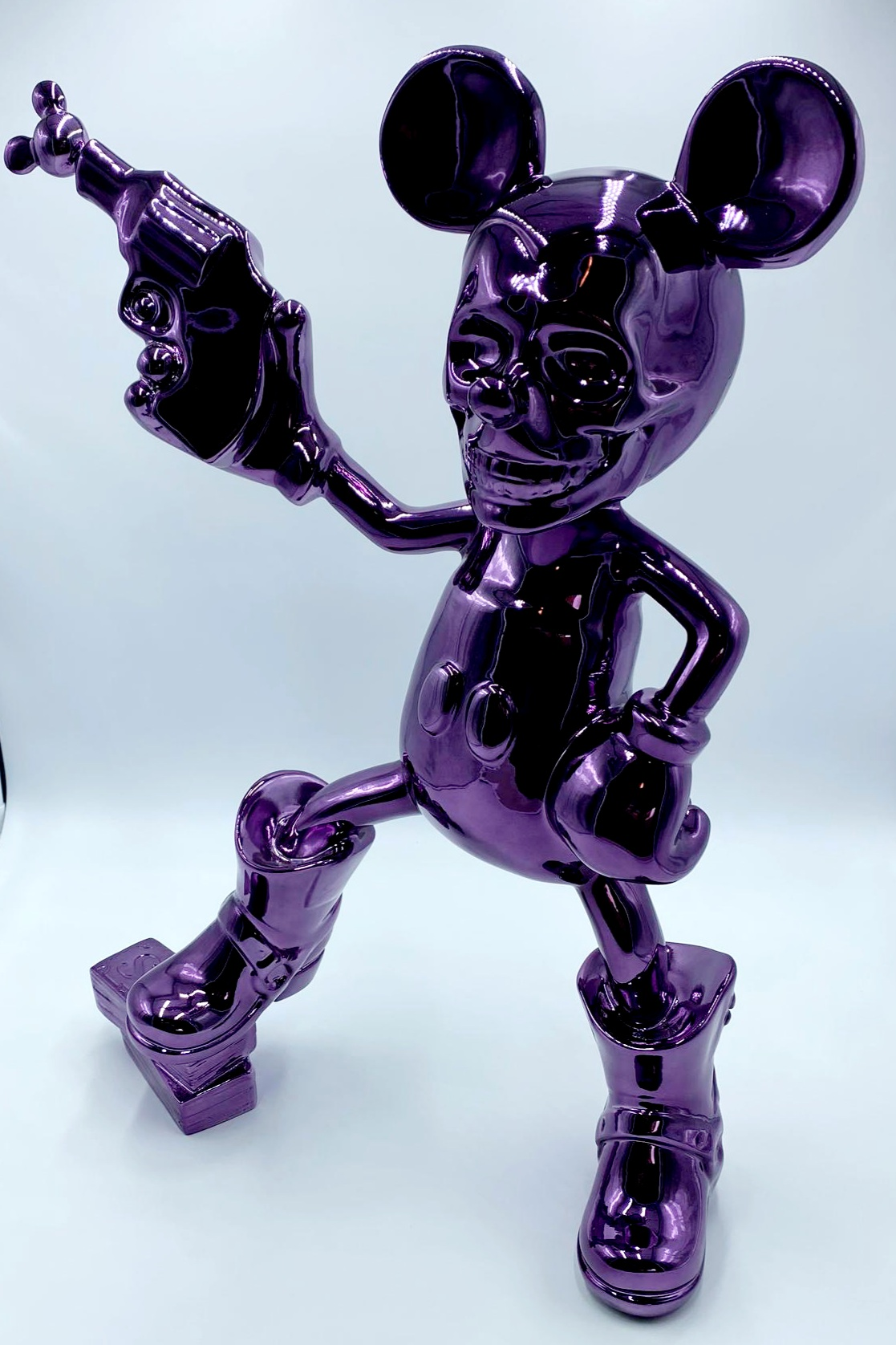 Mickey Purple
