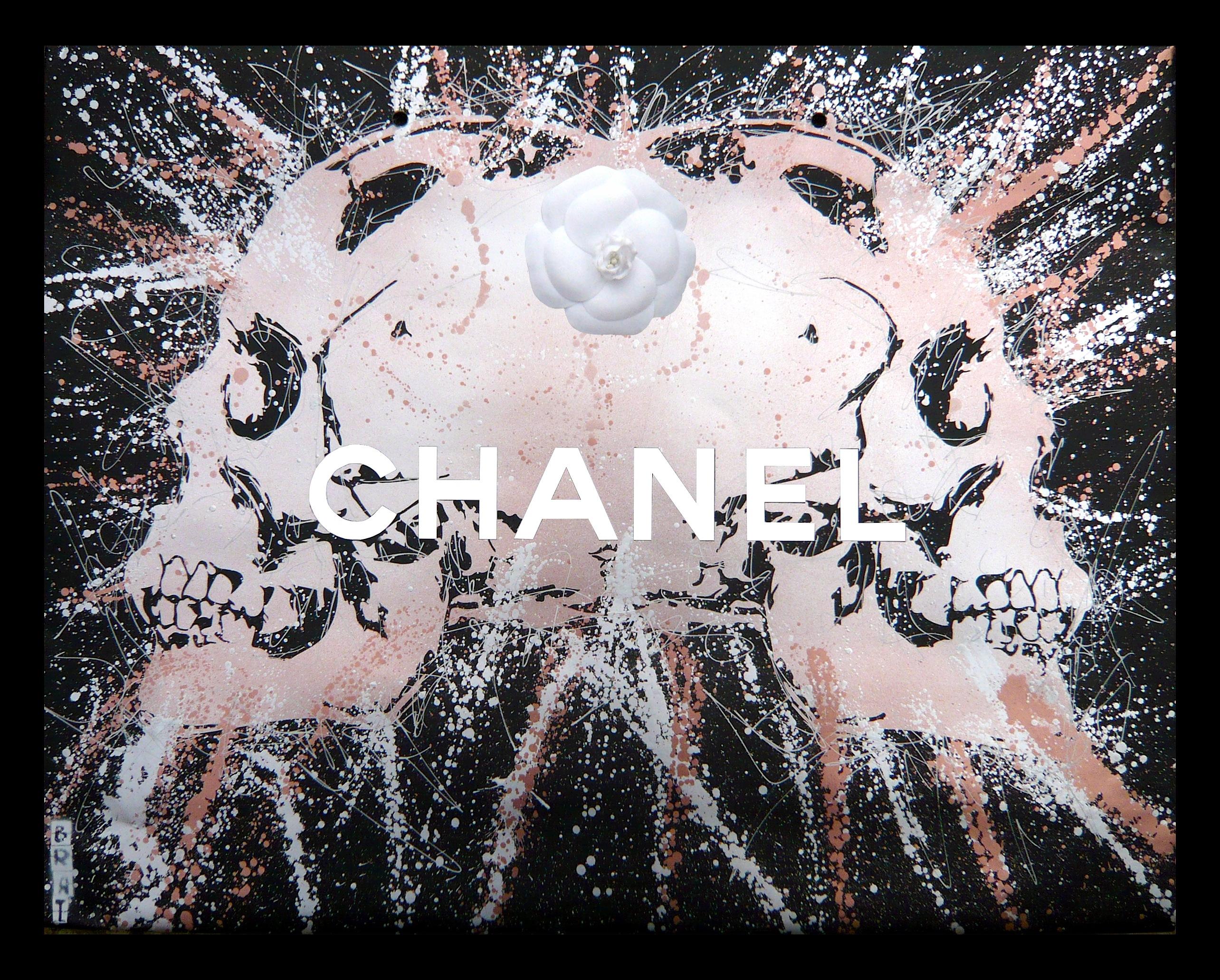 Vanité #54 CHANEL 34X44CM