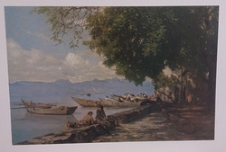 La Grande Rive près d'Evian