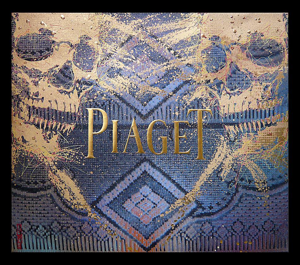 Vanité #52 PIAGET 37X42CM