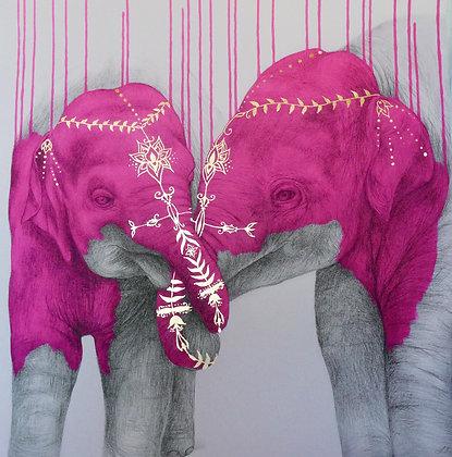 Soul Mates Pink