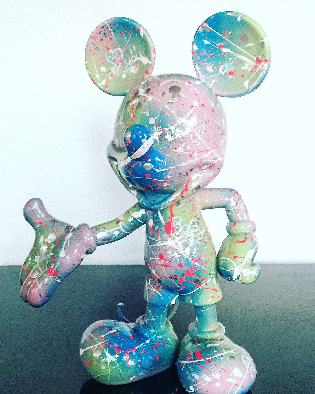 """Mickey """"MY BABY"""" 30X19X15CM"""
