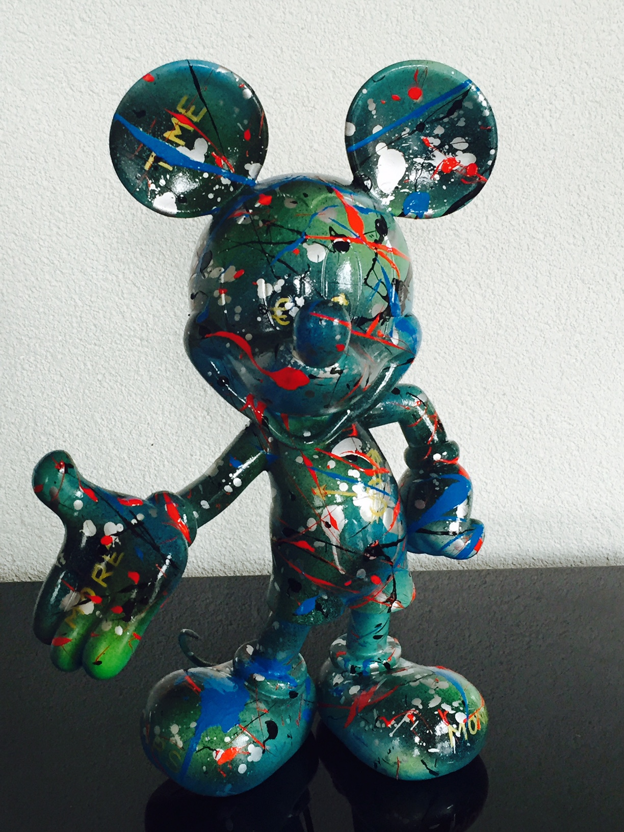 "Mickey ""MORE"" 30X19X15CM"