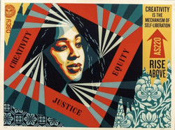 Creativity, Equity, Justice