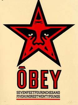 Obey Star
