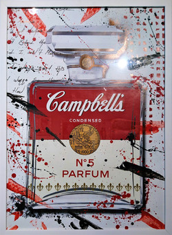 CAMPBELL'S N5 70X50CM