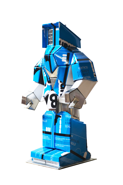 Mini Robotyp AB 2018 H:39CM