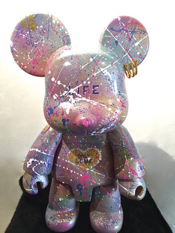 "Bear ""Sweet Life"""