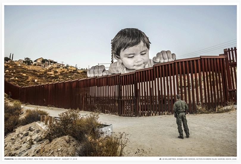 Giants, Kikito and the border patrol