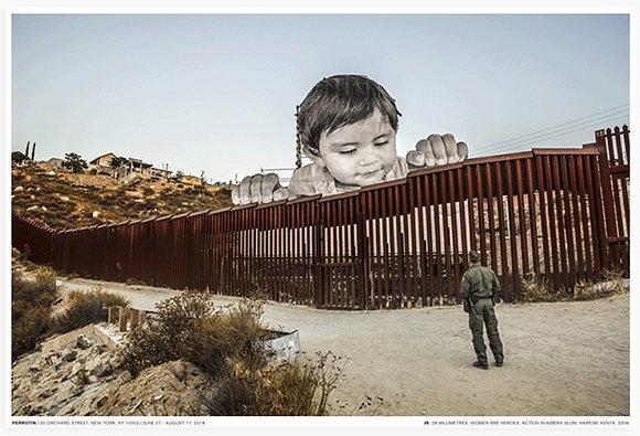 Giants, Kikito and the border patrol, Tecate