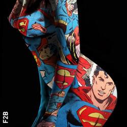 Comixs Superman 60X60CM