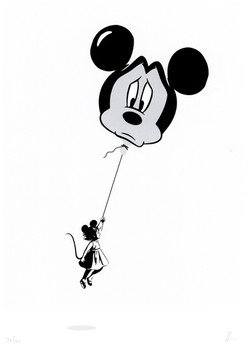 Inflatable Series Mickey