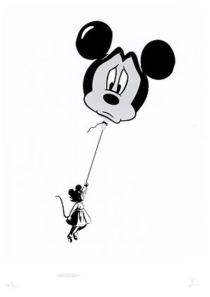 Inflatable Series: Mickey