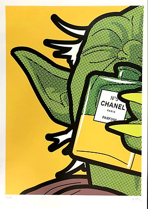Yoda Chanel