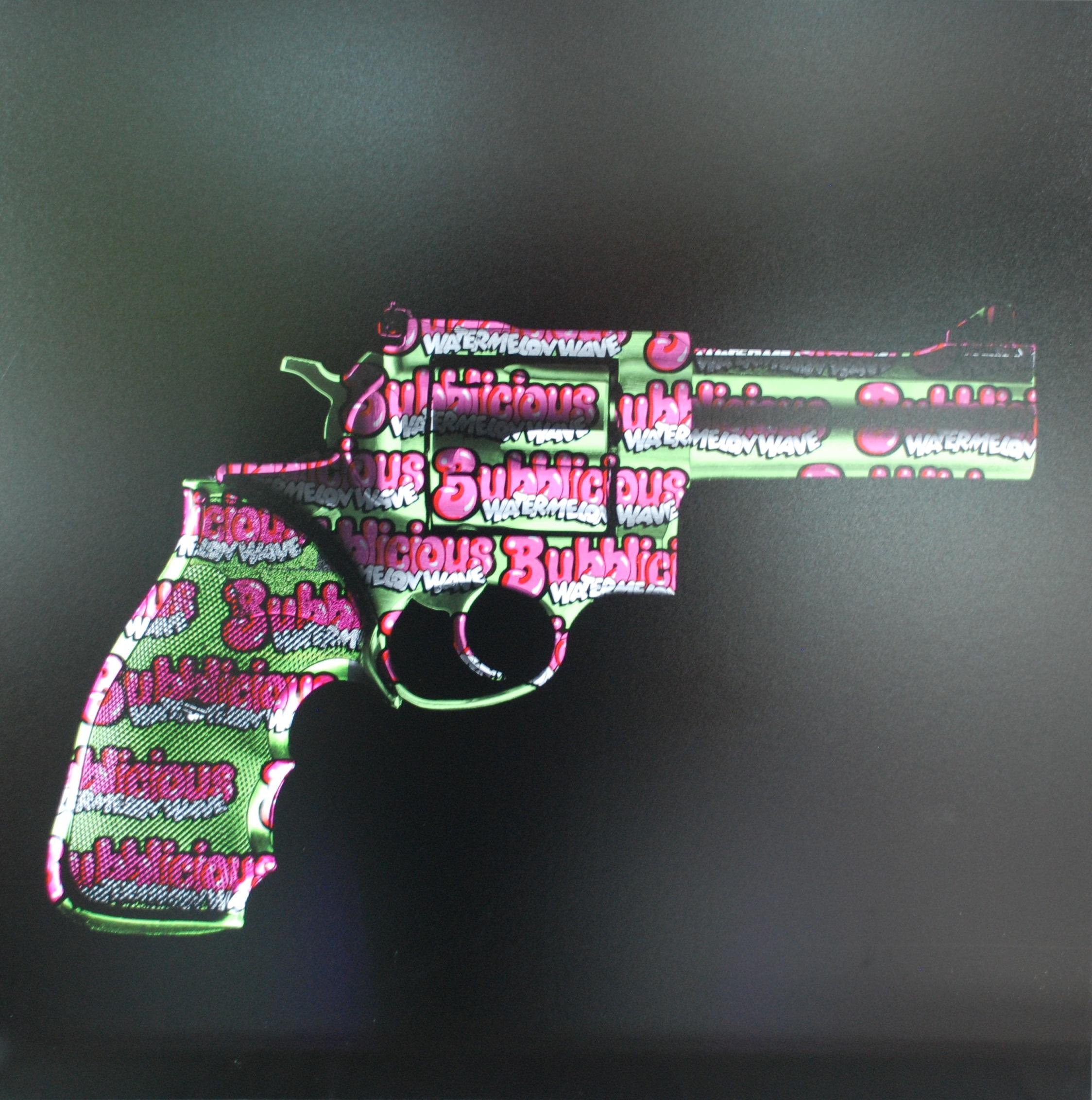 Bubble Gun 60X60CM