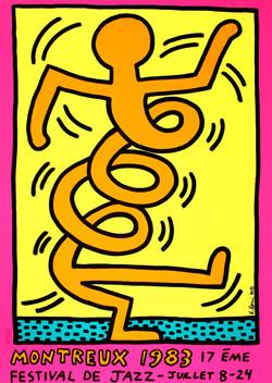 Keith Haring 1983