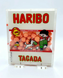 HARIBO TAGADA 21,5X18X5CM