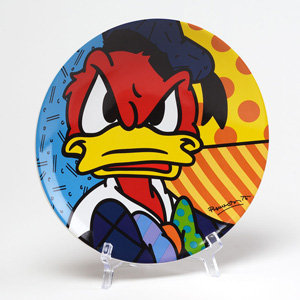 Donald Duck Assiette
