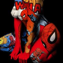 Comixs Spiderman 60X60CM