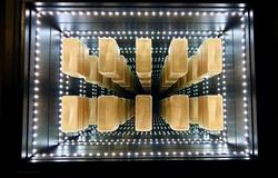 GOLD BOX 45x45x50cm