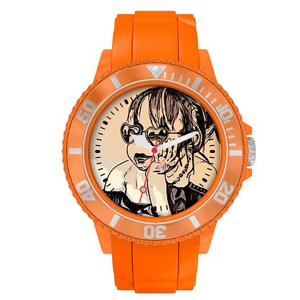 Petite fille (Orange)
