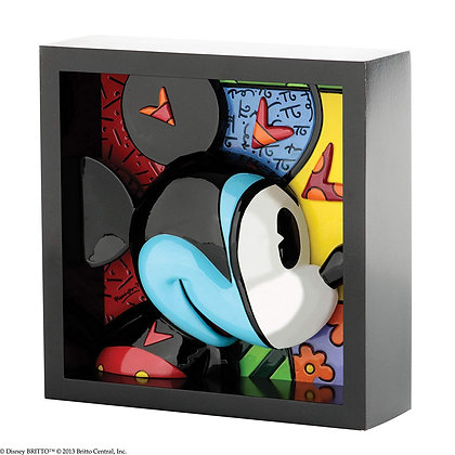 Mickey Mouse Pop Art Block