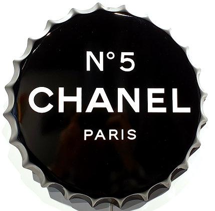 Capsule Chanel N5 Black Gloss