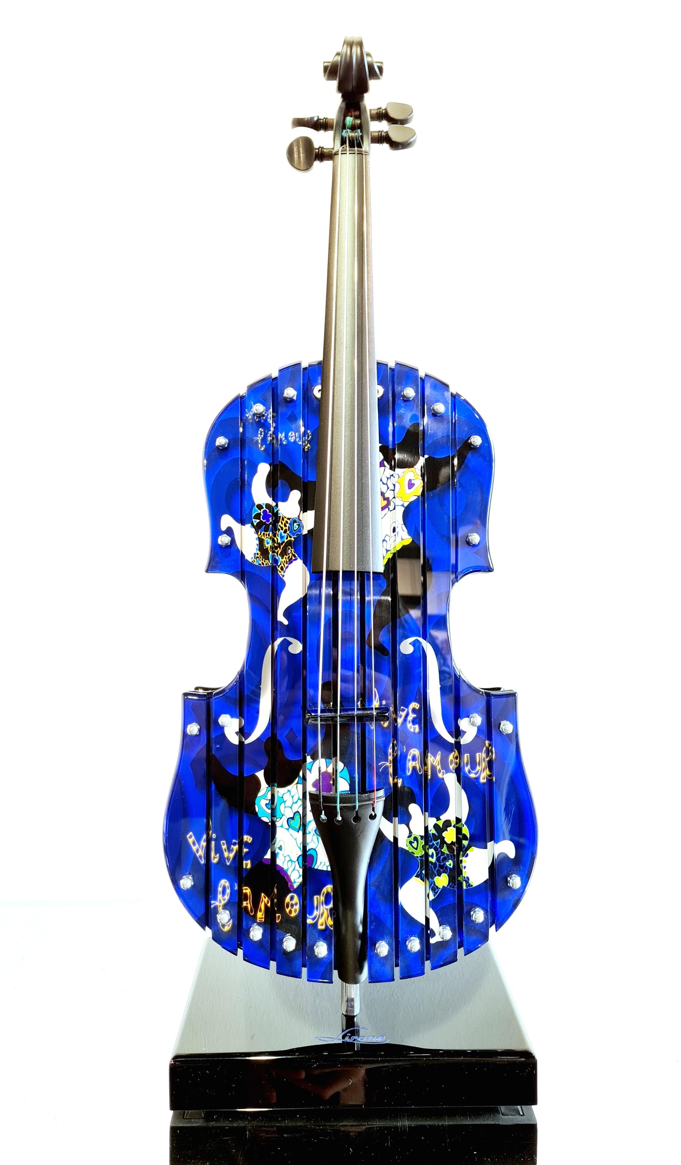 VIOLON NIKI 66x21x16cm
