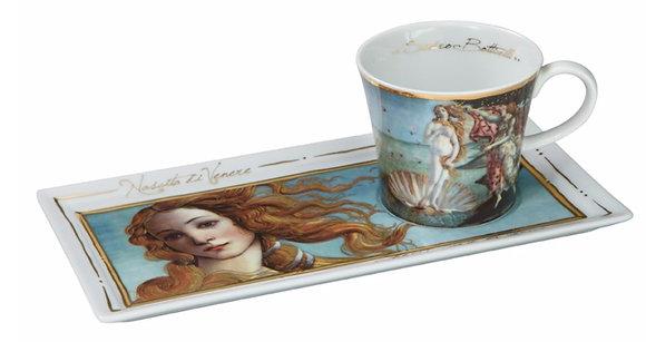 Sandro Botticelli - Nascica di Venere