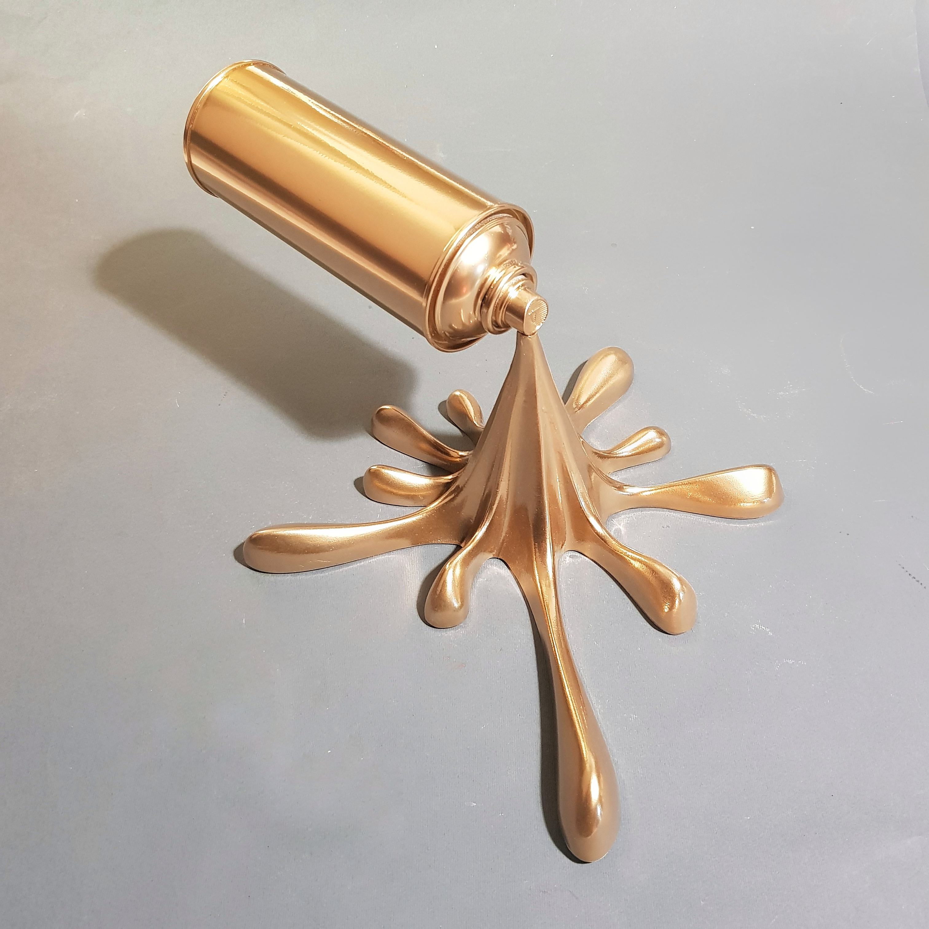 GOLD SPLASH SPRAY CAN 30X34X20CM