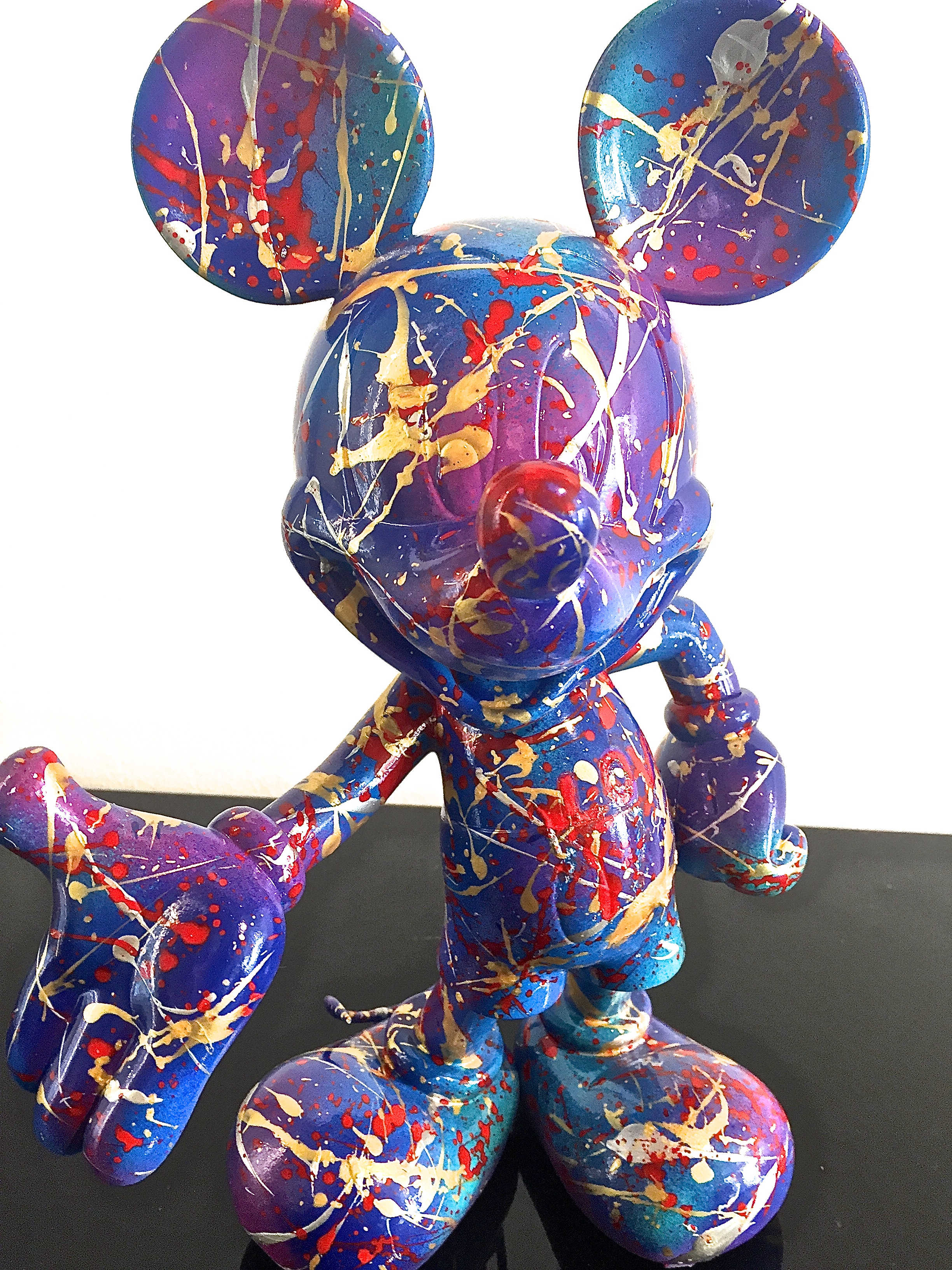 """Mickey """"NO RULES IN LOVE"""" 30X19X15CM"""