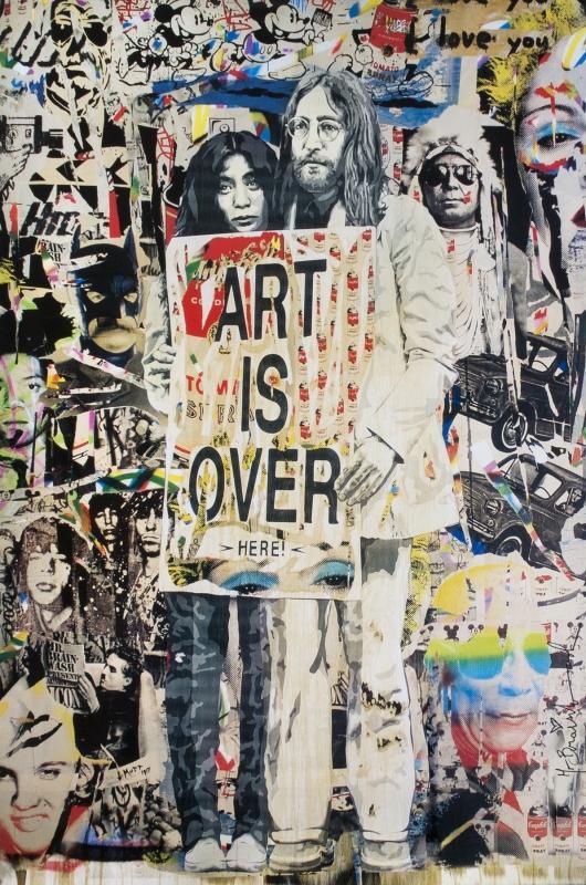 John Lennon & Yoko