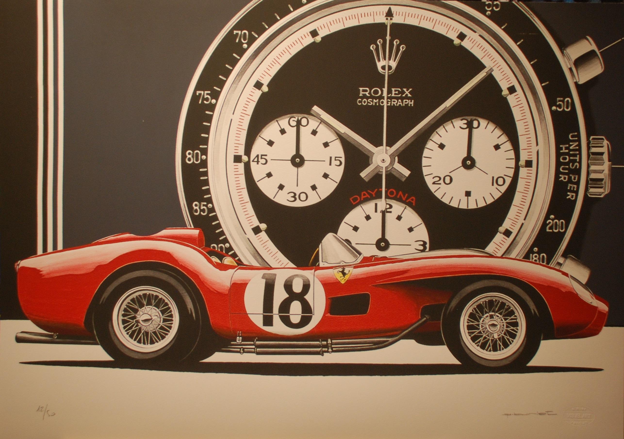 Ferrari Daytona - Rolex