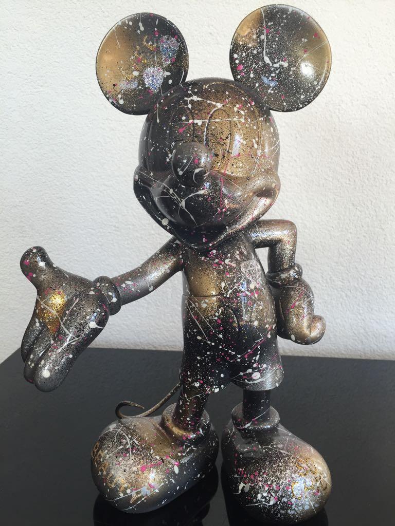 Mickey LIFE IS A DIAMOND 30X19X15CM