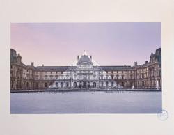 JR au Louvre, La Pyramide