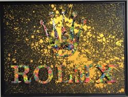 ROLEX 105X138CM