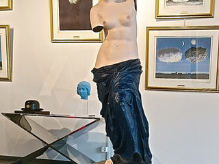 René Magritte à Neuchâtel