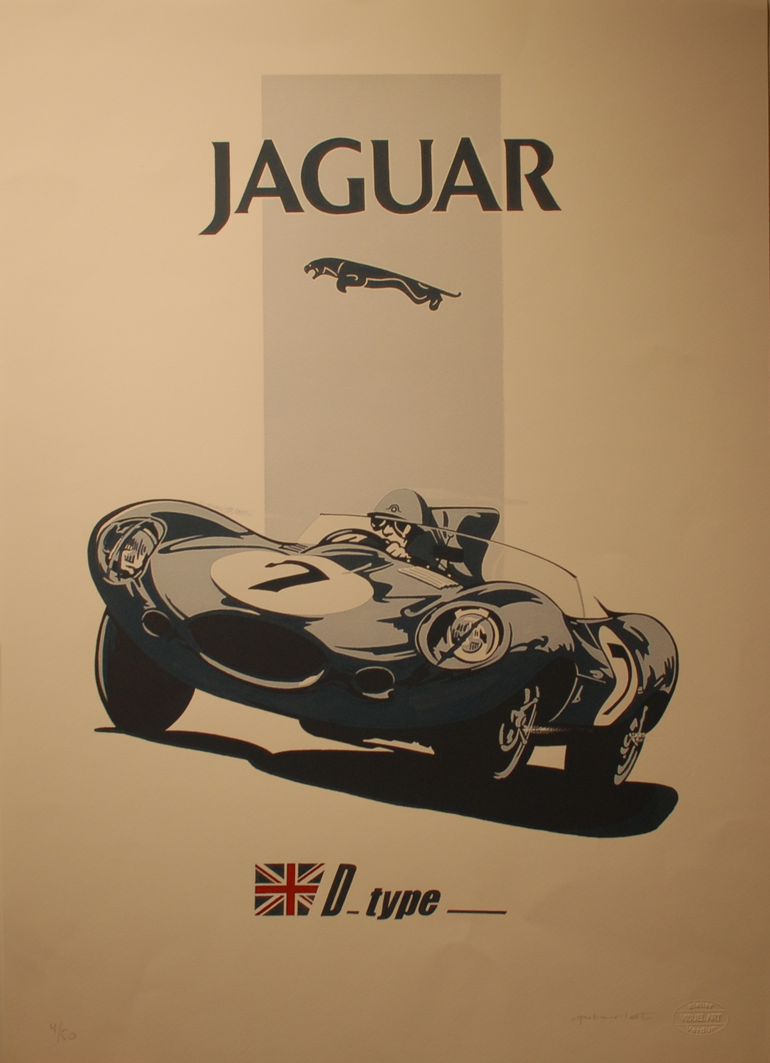 Jaguar D_type