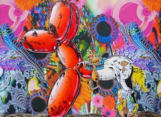 Art Exhibition F.ECALARD à Genève