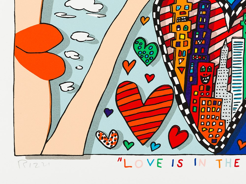 Love is in the Air (détail)