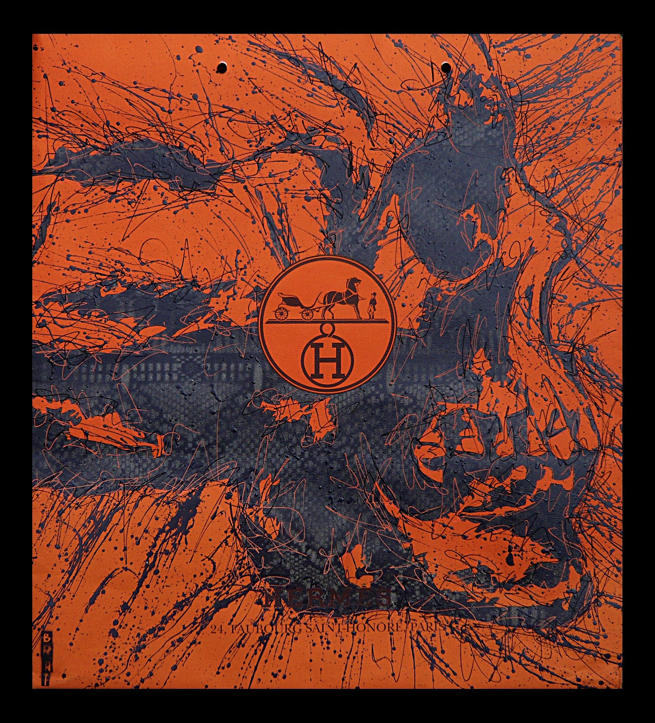 Vanité #58 HERMES 46X42CM